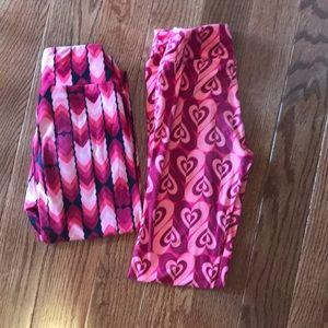 Lularoe Valentine leggings
